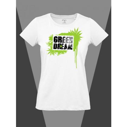 green dream logo basic